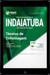 Download Apostila Prefeitura de Indaiatuba SP - Técnico em Enfermagem (PDF)
