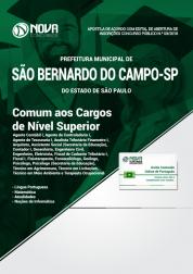 Apostila Prefeitura de São Bernardo do Campo - SP - Comum aos Cargos de Nível Superior