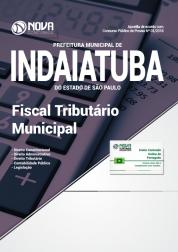 Apostila Prefeitura de Indaiatuba - SP - Fiscal Tributário Municipal