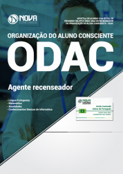Apostila ODAC - Agente Recenseador