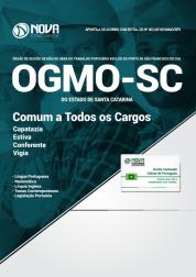 Apostila OGMO-SC - Comum aos Cargos: Capatazia, Estiva, Conferente e Vigia