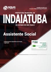 Apostila Prefeitura de Indaiatuba - SP - Assistente Social