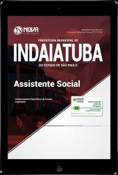Download Apostila Prefeitura de Indaiatuba - SP - Assistente Social (PDF)