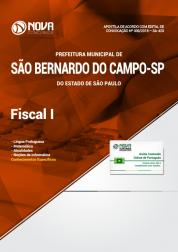 Apostila Prefeitura de São Bernardo do Campo - SP - Fiscal I