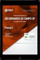 Download Apostila Prefeitura de São Bernardo do Campo - SP - Fiscal I (PDF)