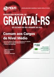 Apostila Prefeitura de Gravataí - RS - Comum aos Cargos de Nível Médio