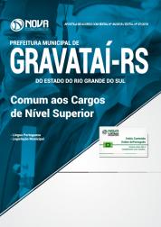 Apostila Prefeitura de Gravataí - RS - Comum aos Cargos de Nível Superior