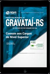 Download Apostila Prefeitura de Gravataí - RS - Comum aos Cargos de Nível Superior (PDF)