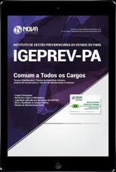 Download Apostila IGEPREV-PA - Comum a Todos os Cargos (PDF)
