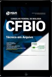 Download Apostila CFBIO - Técnico em Arquivo (PDF)