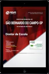 Download Apostila Prefeitura de São Bernardo do Campo - SP - Diretor de Escola (PDF)