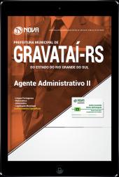 Download Apostila Prefeitura de Gravataí - RS - Agente Administrativo II (PDF)