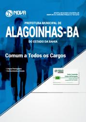 Apostila Prefeitura de Alagoinhas - BA - Comum a Todos os Cargos