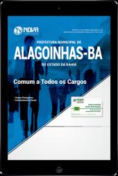 Download Apostila Prefeitura de Alagoinhas - BA - Comum a Todos os Cargos (PDF)