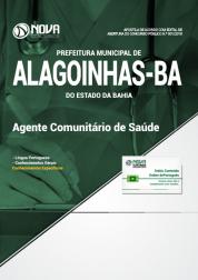 Apostila Prefeitura de Alagoinhas - BA - Agente Comunitário de Saúde