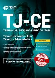 Apostila TJ-CE - Técnico Judiciário - Área: Técnico - Administrativa