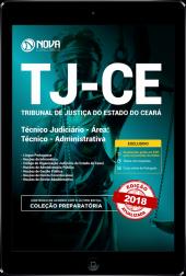 Download Apostila TJ-CE - Técnico Judiciário - Área: Técnico - Administrativa (PDF)