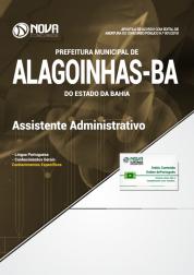 Apostila Prefeitura de Alagoinhas - BA - Assistente Administrativo
