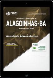 Download Apostila Prefeitura de Alagoinhas - BA - Assistente Administrativo (PDF)