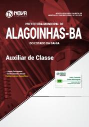 Apostila Prefeitura de Alagoinhas - BA - Auxiliar de Classe