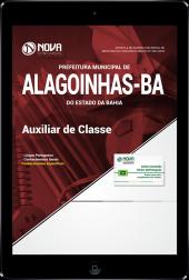 Download Apostila Prefeitura de Alagoinhas - BA - Auxiliar de Classe (PDF)