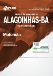 Apostila Prefeitura de Alagoinhas - BA - Motorista