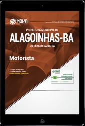 Download Apostila Prefeitura de Alagoinhas - BA - Motorista (PDF)