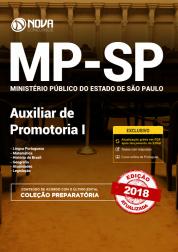 Apostila MP-SP - Auxiliar de Promotoria I