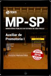 Download Apostila MP-SP - Auxiliar de Promotoria I (PDF)
