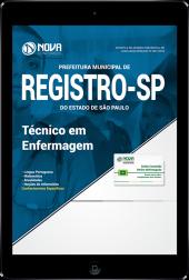 Download Apostila Prefeitura de Registro - SP - Técnico em Enfermagem (PDF)