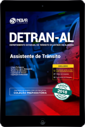 Download Apostila DETRAN-AL - Assistente de Trânsito (PDF)