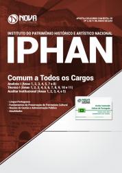 Apostila IPHAN - Comum a Todos os Cargos (Analista I, Técnico I e Auxiliar Institucional)