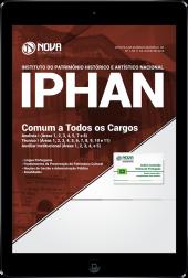 Download Apostila IPHAN - Comum a Todos os Cargos (Analista I, Técnico I e Auxiliar Institucional) (PDF)