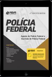 Download Apostila Agente e Escrivão da Polícia Federal (PF) (PDF)