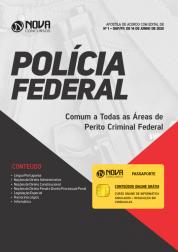 Combo Comum a Todas as Áreas de Perito Criminal da Polícia Federal (PF) 2018 - Frete Grátis