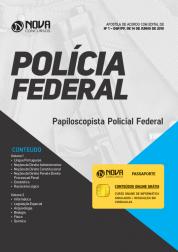Combo Papiloscopista da Polícia Federal (PF)