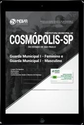 Download Apostila Prefeitura de Cosmópolis - SP - Guarda Municipal I - Feminino e Guarda Municipal I - Masculino (PDF)