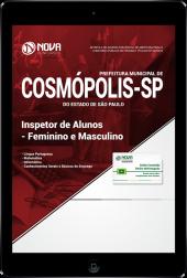 Download Apostila Prefeitura de Cosmópolis - SP - Inspetor de Alunos - Feminino e Masculino (PDF)