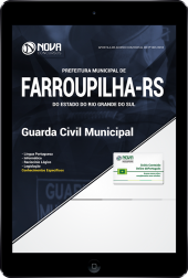 Download Apostila Prefeitura de Farroupilha - RS - Guarda Civil Municipal (PDF)