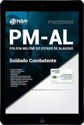 Download Apostila PM-AL - Soldado Combatente (PDF)