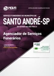 Apostila Prefeitura de Santo André - SP - Agenciador de Serviços Funerários