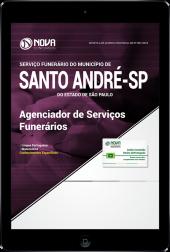 Download Apostila Prefeitura de Santo André - SP - Agenciador de Serviços Funerários (PDF)