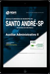 Download Apostila Prefeitura de Santo André - SP - Auxiliar Administrativo II (PDF)