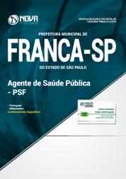 Apostila Prefeitura de Franca - SP - Agente de Saúde Pública - PSF