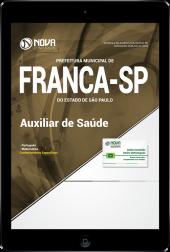 Download Apostila Prefeitura de Franca - SP - Auxiliar de Saúde (PDF)