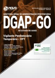 Apostila SEGPLAN-GO (DGAP-GO) - Agente Penitenciário Temporário