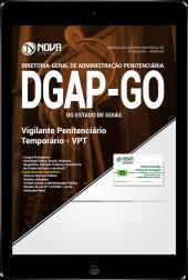 Download Apostila SEGPLAN-GO (DGAP-GO) - Agente Penitenciário Temporário (PDF)