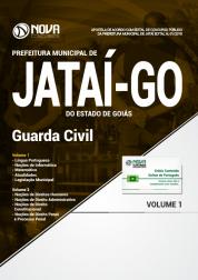 Apostila Prefeitura de Jataí - GO - Guarda Civil