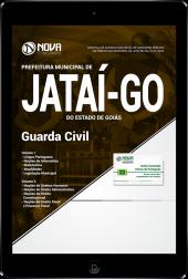Download Apostila Prefeitura de Jataí - GO - Guarda Civil (PDF)