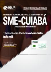 Apostila SME Cuiabá - MT - Técnico em Desenvolvimento Infantil
